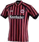 JAKO Eintracht Frankfurt Trikot 12/13 EF4212 140 schwarz/rot