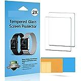 Apple Watch Screen Protector, Rankie 2-Pack 42mm Premium Tempered Glass Screen Protector for Apple Watch (42mm)