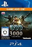 Elder Scrolls Online: 3000 Crowns  [PS4 PSN Code - UK...