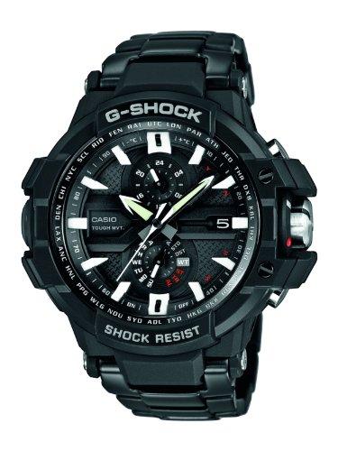 Casio Men's G-Shock Multifunction Watch GW-A1000D-1AER