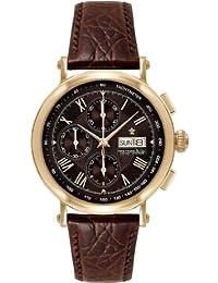 Dreyfuss & Co DGS00051-16 - Reloj para hombres, correa de acero inoxidable