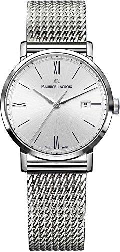 Maurice Lacroix Eliros EL1084-SS002-113-1 Wristwatch for women Flat & light