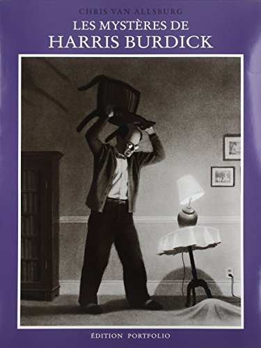 Les mystres de Harris Burdick : Edition portfolio
