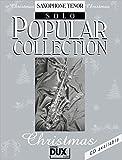 Popular Collection Christmas: Tenorsaxophon Solo