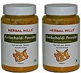 #2: Herbal Hills Ambehaldi Powder - 100g each (Pack of 2)