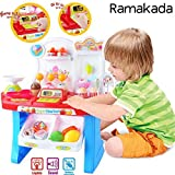 Best Barbie Play Kitchens - Supermarket Shop 34 Pcs Pretend Play Toys Set Review