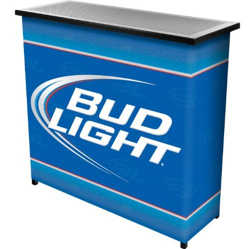 bud-light-metal-2-shelf-portable-bar-table-w-carrying-case-ab8000-bl-by-unknown