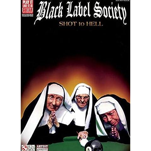Black Label Society: Shot to (Black Cherry Chitarra)