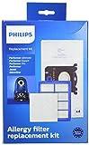 Philips FC8060/01 Ersatz-Set (für Staubsauger Performer Pro/Expert/Ultimate, Staubbeutel und Ersatzfilter)