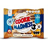 Madness de nutrition Madness Cookie 106g Choc Fudge Brownie Beast