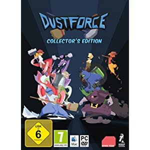 Dustforce – Collector's Edition – [PC/Mac]
