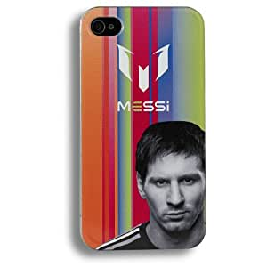 Collectabillia Messi Stripe Profile Case for Case iPhone 4/4s