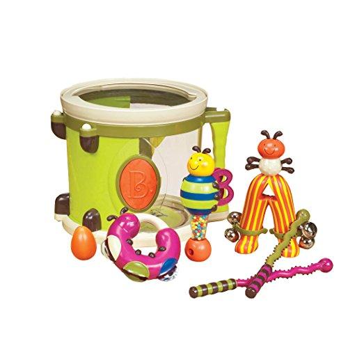 B. Toys Bx1007Z - Parum Pum Pum- Lime Strumenti Musicali