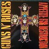 Guns N Roses - Appetite For Destruction - Geffen Records - GHS 24211