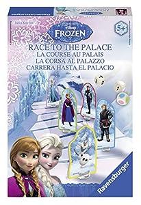 Ravensburger - 21172 - Juego de Acción sobre Y Reflex - La Raza en Palacio - Frozen