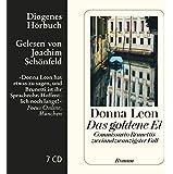 Das goldene Ei: Commissario Brunettis zweiundzwanzigster Fall (Diogenes Hörbuch)