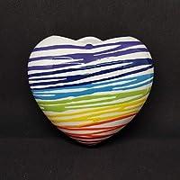 Umidificatore per termosifone in ceramica a forma di cuore - ottima idea regalo