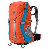 Jack Wolfskin Kinder Rucksack Kids Alpine Trail One Size Mango Orange