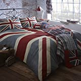 Home Collection Grey 'Vintage Union Jack' Bedding Set - Best Reviews Guide