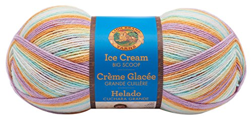 Ice Cream Big Scoop Yarn-Banana Split (Acryl-scoop)