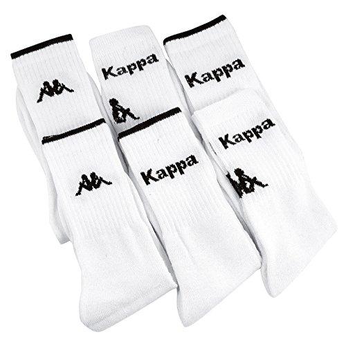 Lot de 6 paires de chaussettes tennis homme (43/46)