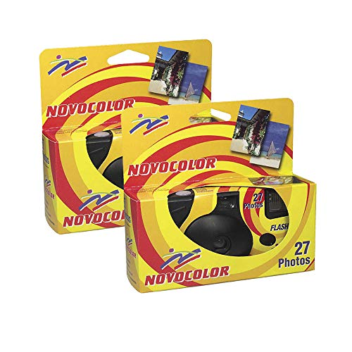 Oferta de Novocolor, Cámaras Desechables con Flash