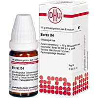Borax D 4 Globuli 10 g preisvergleich bei billige-tabletten.eu
