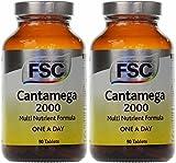 (2 Pack) - FSC - Cantamega 2000 | 90