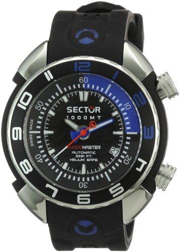 Sector No Limits Shark Master R3251178025 - Orologio da polso Uomo