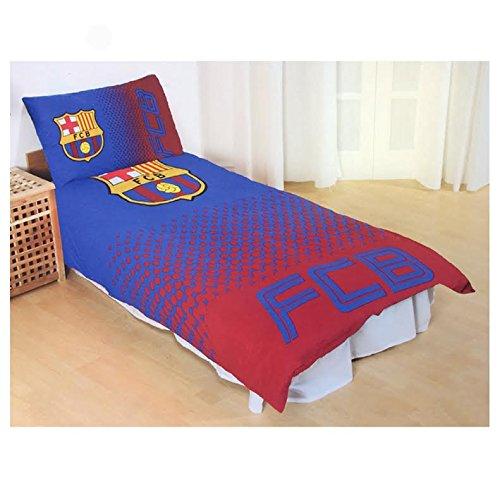 FC Barcelona Fade Funda Nórdica y Funda de almohada