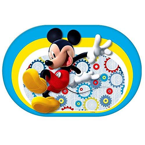 Tisch-Unterlage | Mickey Mouse | Micky Maus | Platz-Set-Deckchen | 44 x 29 cm