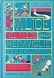 Alice nel paese delle meraviglie-Al di là dello specchio