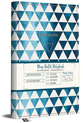 Hello Journal: Bullet Notizbuch - Geo love