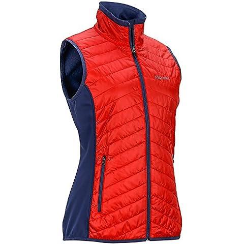 Marmot, Wm's Variant Vest, Scarlet Red, Gr. M
