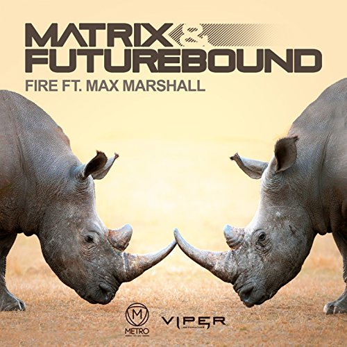 Fire (feat. Max Marshall)