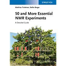 50 and More Essential NMR Experiments: A Detailed Guide
