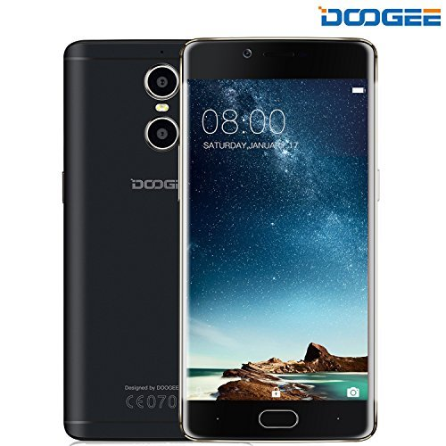 SmartphoneLibre, DOOGEE Shoot 1 MovilesLibresBaratos 4G - 8MP + 13MP Cámara -...