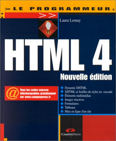 Html 4. Le Programmeur