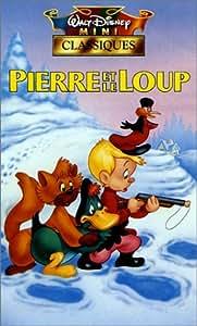 Mini classiques : Pierre et le loup [VHS]