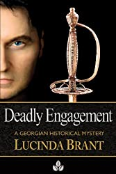 Deadly Engagement: A Georgian Historical Mystery by Lucinda Brant (2012-01-01)