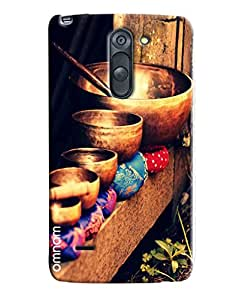 Omnam Different Ancient Crokery Printed Designer Back Cover Case For LG G3 Stylus