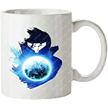 Corruption Metroid Prime Samus Aran Dark Samus Wii Mother Brain Phazon Mug/Tazas de desayuno Cup Cool Cup