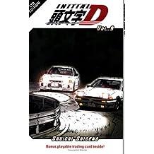 Initial D Volume 9