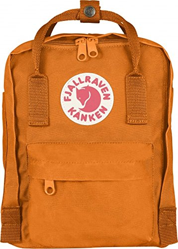 Fjällräven Unisex Rucksack Kånken Mini Burnt Orange