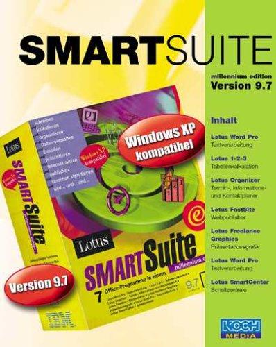 Preisvergleich Produktbild Lotus SmartSuite 9.7