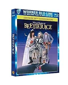 Beetlejuice (Édition 20ème Anniversaire) [Blu-ray] [Édition 20ème Anniversaire]