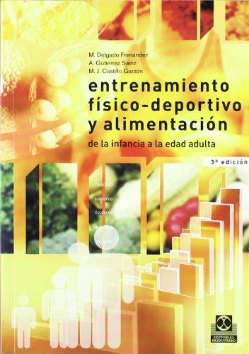 Entrenamiento Físico-Deportivo Y Alimentación (Deportes)