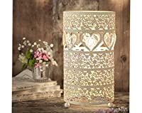 Heart Table Lamp from Klife