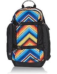 Burton 11040102963_fish blanket_58 - Pack de esquí de descenso libre, color multicolor, talla 58 cm