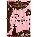 Penelope: Regency Candlelight 3 (English Edition)